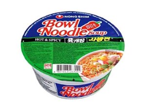 Nongshim Yuguejang Cup Instant Noodle Bowl 86g