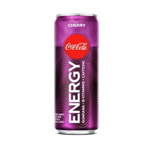 Coca-Cola Energy Cherry 250ml