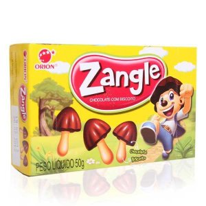 Zangle Biscoito com chocolate 36g