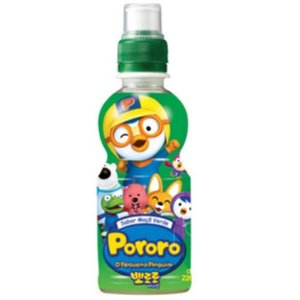 Paldo Pororo Green Apple 226ml