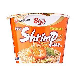 Nongshim Big Bowl Spicy Shrimp 115g