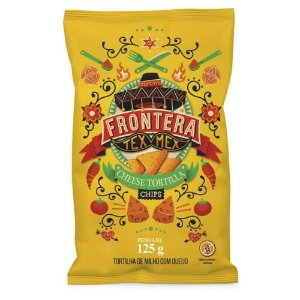 Frontera Tex Mex Cheese 125g