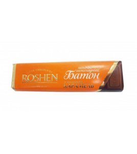 Roshen Milk Chocolate Caramel 40g