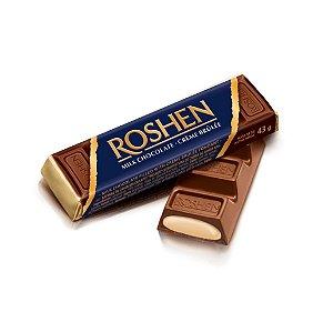 Roshen Milk Chocolate Crème Brêlée 43g