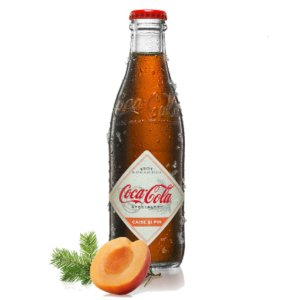 Coca-Cola Specialty Damasco e Pinho 250ml