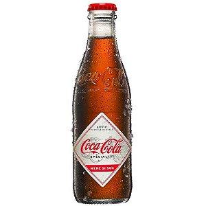 Coca-Cola Specialty Maçã e flor de sabugueiro 250ml