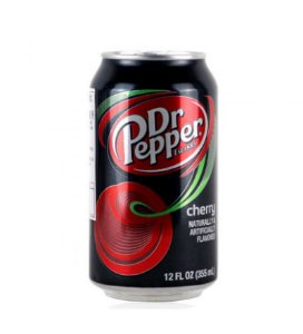 Dr. Pepper Cherry 355ml