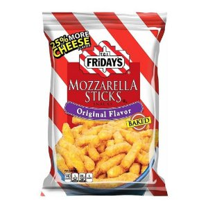 TGI Fridays Mozzarella Sticks Original 99.2g
