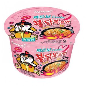 Samyang Hot Chicken Flavor Carbonara 179g