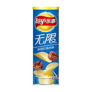Lay's Sabor Porco Assado (Importado da China)