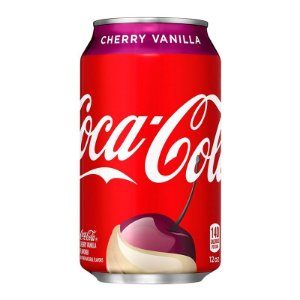 Coca-Cola Cherry Vanilla 355ml