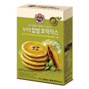 Green Tea Sweet Korean Pancake Mix 400g