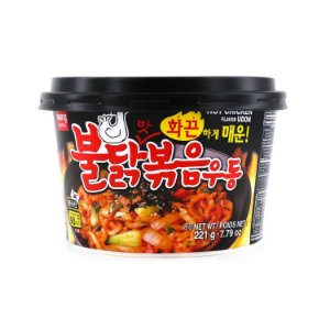 Wang Korea Chiken Hot Udon 200g
