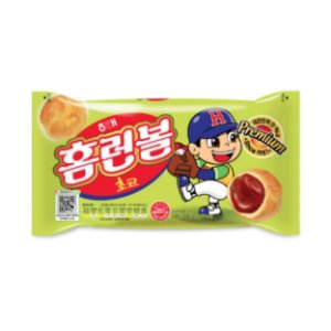 Haitai Homerun ball chocolate 46g