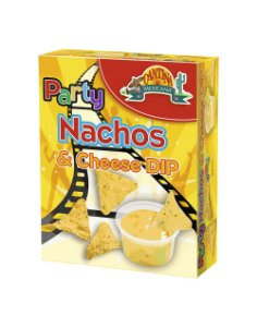 Cantina Mexicana Party Nachos & Cheese DIP 150g