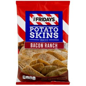 TGI Fridays Potato Skins Bacon Ranch 113,4g
