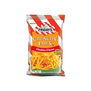 TGI Fridays Crunchy Fries Cheddar Cheese 127,8g