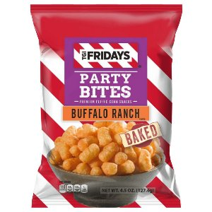 TGI Fridays Party Bites Buffalo Ranch 92,1g