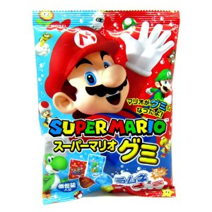 Nobel Super Mario Jelly Candy 85g