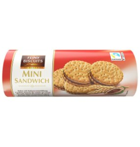 Feiny Biscuits Mini Sandwich 180g