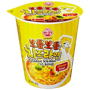 Ottogi Chesse Ramen in Soup 62g