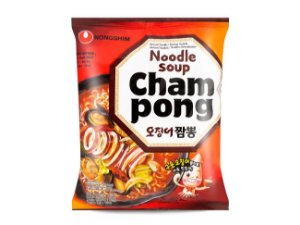 Nongshim Champong (frutos do mar) 100g