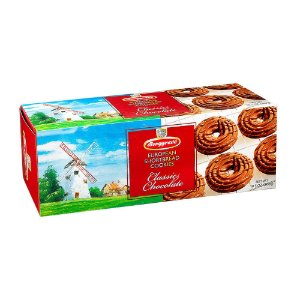Borggreve Shortbread Cookies de chocolate 300g