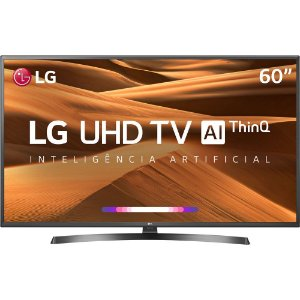 "SMART TV LED 60"" UHD 4K HDR THING AI LG 60UM7270"