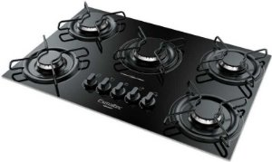 COOK TOP ESMALTEC 5BC SUPER CHAMA