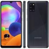 SMARTPHONE SAMSUNG GALAXY A31 PRETO 128G 4GB RAM