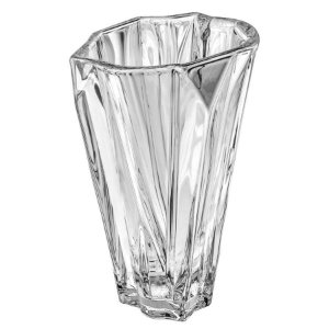 VASO ANGLES 30 TRANSP. CRISTAL DE PARIS