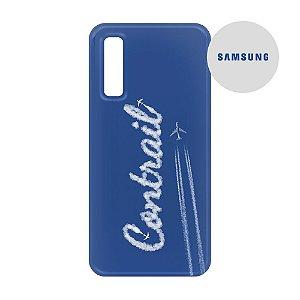 Capa para Smartphone Contrail 2 - Samsung - Aviões e Músicas