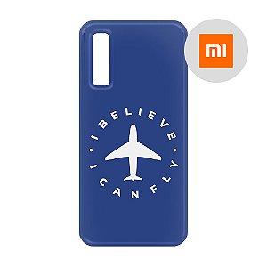 Capa para Smartphone I Belive - Xiaomi - Aviões e Músicas