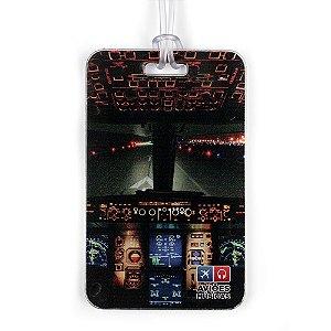 Tag de Mala Cabine na Pista Aviões e Músicas