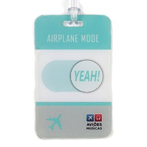Tag de Mala Airplane Mode Yeah!
