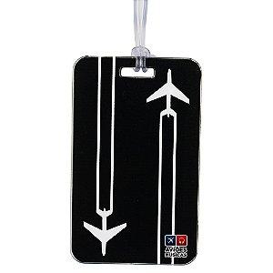 Tag de Mala Contrail Aviões e Músicas
