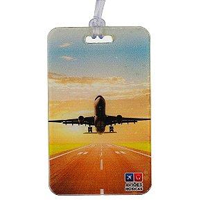 Tag de Mala Decolagem Aviões e Músicas