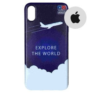 Capa para Smartphone Explore The World - Apple