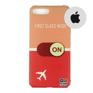Capa para Smartphone First Class Mode On - Apple