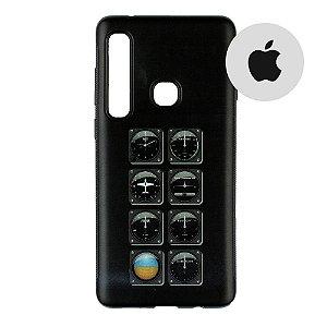 Capa para Smartphone Instrumentos - Apple - Aviões e Músicas