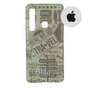 Capa para Smartphone Here We Go - Apple