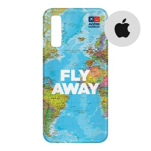 Capa para Smartphone Fly Away - Apple