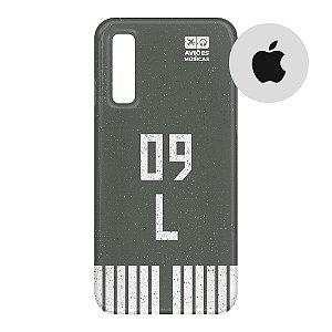 Capa para Smartphone Pista - Apple - Aviões e Músicas