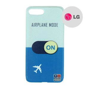 Capa para Smartphone Airplane Mode On - LG