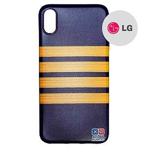 Capa para Smartphone Berimbela - LG Aviões e Músicas