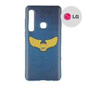 Capa para Smartphone - LG - Brasão - Aviões e Músicas