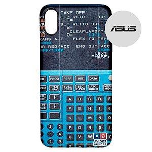 Capa para Smartphone FMC 2 - Asus - Aviões e Músicas