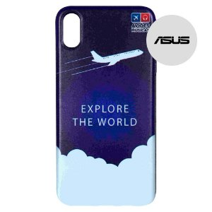 Capa para Smartphone Explore The World - Asus