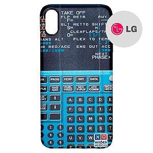 Capa para Smartphone FMC 2 - LG Aviões e Músicas
