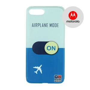 Capa para Smartphone Airplane Mode On - Motorola